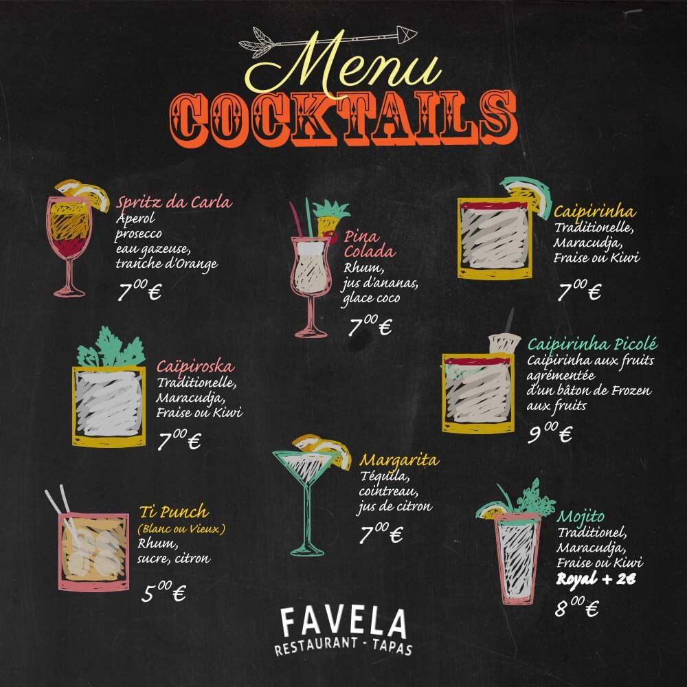 favela-menu-cocktail