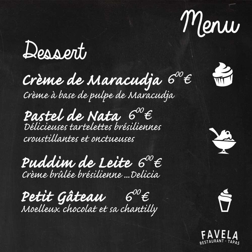 favela-menu-dessert
